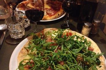 Maria Luisa - Pizza Place | Italian Restaurant in Paris.