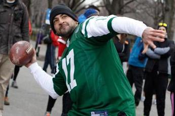 NY Road Runners Gridiron Classic - Football | Running in New York.