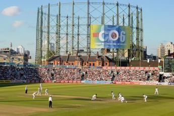 The Kia Oval - Stadium in London.