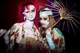 Halloween 2014 in London