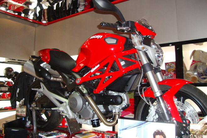 Photo of Ducati Caff