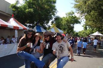 Montrose Oktoberfest - Fair / Carnival   Beer Festival in Los Angeles.