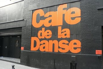 Café De la Danse - Live Music Venue in Paris.