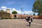 Fortezza da Basso - Park in Florence.