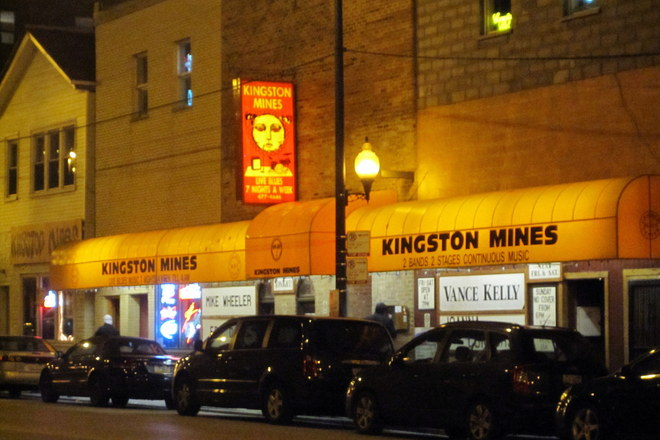 Photo of Kingston Mines
