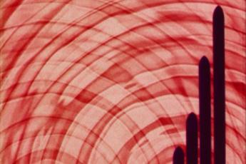 Oskar Fischinger: Space Light Art - A Film Environment - Art Exhibit in New York.