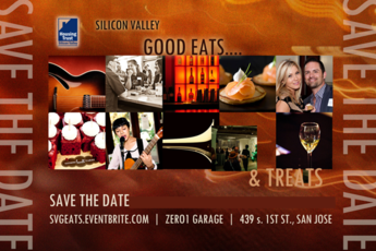 Silicon Valley Good Eats & Treats - Food & Drink Event in San Francisco.