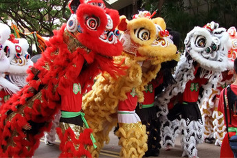 Vietnamese New Year Tet Festival - Cultural Festival in San Francisco.