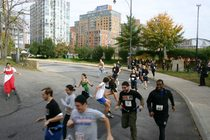NYCRUNS Haunted Island 5K & 10K - Running   Fitness & Health Event   Sports   Holiday Event   After Party in New York.