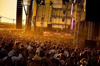 Monegros Desert Festival in Madrid
