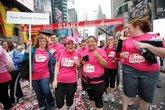 EIF Revlon Run/Walk for Women New York - Running in New York.
