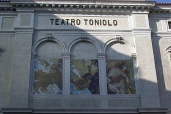 Teatro Toniolo - Performing Arts Center in Venice.