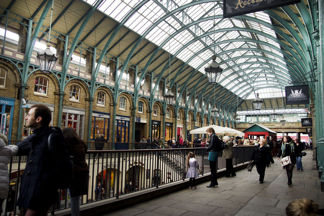 Photo of Covent Garden / Soho, London