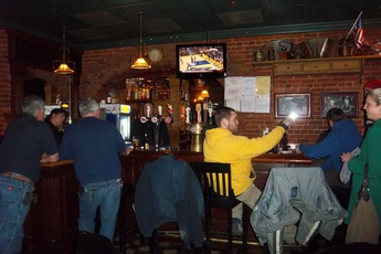 The Green Briar - Irish Pub | Irish Restaurant in Boston.