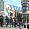Rodeo Drive in Beverly Hills, CA.