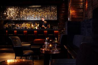 Kastel - Hotel Bar | Lounge in New York.