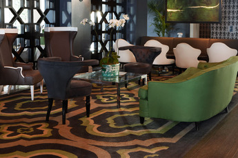 Cameo Bar (Viceroy Santa Monica Hotel) - Hotel Bar   Lounge in Los Angeles.
