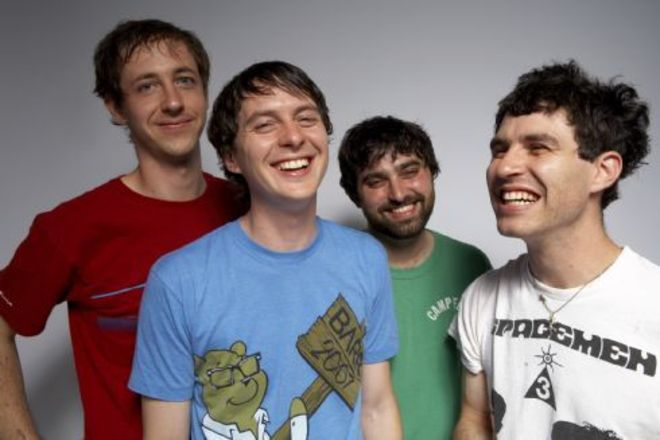 Photo of Animal Collective