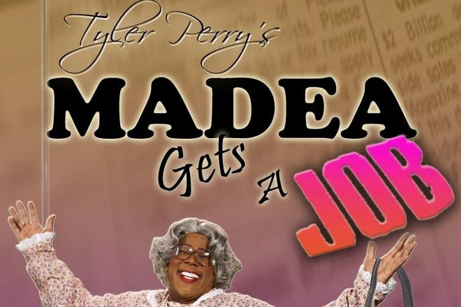 Photo of Madea Gets A Job