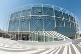 Fiera Roma - Convention Center in Rome.