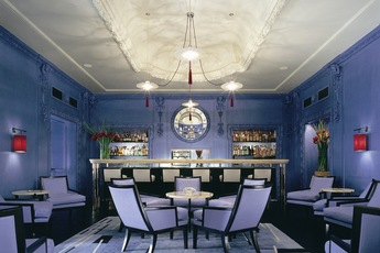 The Blue Bar - Hotel Bar | Restaurant in London.