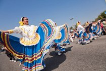 East LA Mexican Independence Day Parade and Festival 2015 - Parade | Holiday Event in Los Angeles