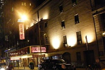 Eugene O&#x27;Neill Theatre - Theater in New York.