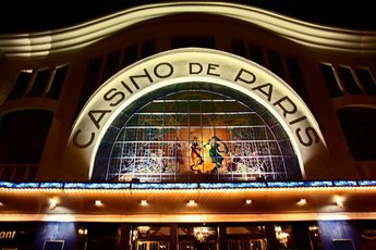 Casino paris france gambling