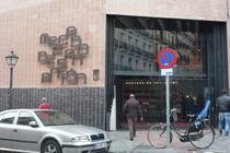 Mercado San Antón - Market in Madrid.