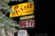 The Roost - Dive Bar in Los Angeles.