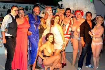 Red Hots Burlesque Show at The Stud Bar - Burlesque Show | Performing Arts | Dance Performance in San Francisco.