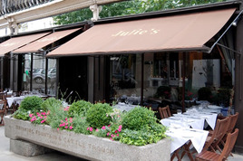 Julie's Restaurant & Bar - Bar | Restaurant | Wine Bar in London.