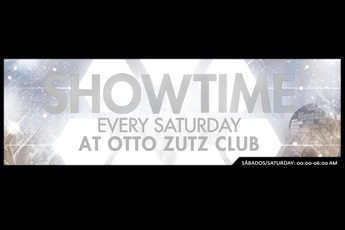 Showtime at Otto Zutz - Club Night in Barcelona.
