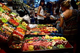 La Boqueria - Market | Shopping Area in Barcelona.