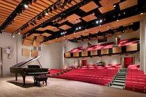 Merkin Concert Hall in New York.