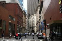 Downtown Crossing - Shopping Area | Landmark in Boston.