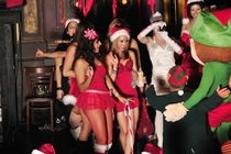 The Elf Party - Party in San Francisco.