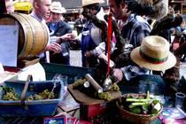 Vendanges de Montmartre - Food & Drink Event | Wine Festival in Paris.