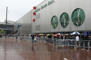 Heineken Music Hall - Concert Venue in Amsterdam.