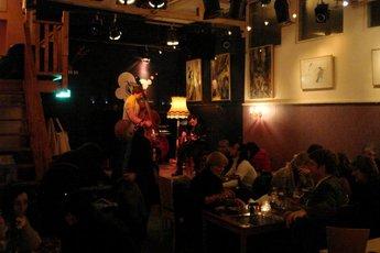 Sunday Night Jazz at Badcuyp - Concert in Amsterdam.