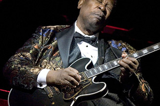 Photo of B.B. King