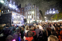 Marylebone Christmas Lights - Holiday Event | Shopping Event in London.