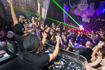 The Five Best Dance Clubs in Los Angeles