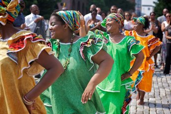 The African American Festival - Cultural Festival in Washington, DC.