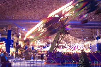 Winter WonderFest at Navy Pier - Fair / Carnival | Festival | Holiday Event in Chicago.
