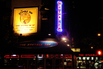 The Stumble Inn - Sports Bar in New York.