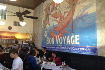 Brenda's French Soul Food in San Francisco