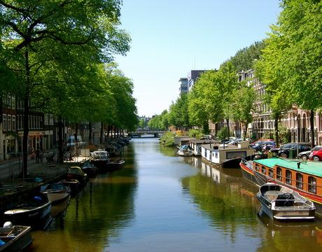 Weesperplein, Amsterdam.