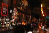 The Anchored Inn - Dive Bar in New York.