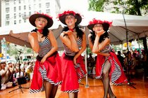 Bastille Day on 60th Street - Holiday Event | Street Fair | Outdoor Event | Cultural Festival in New York.
